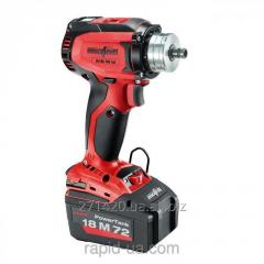 The cordless screwdriver A 18 M bl MaxiMAX in