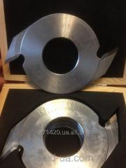 Mill hatchets for merging on length of 160х50х4