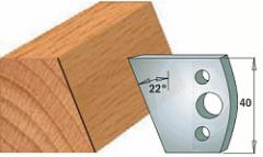 Комплекты фигурных ножей CMT серии 690/691 #001 690.001