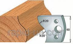 Комплекты фигурных ножей CMT серии 690/691 #009 690.009