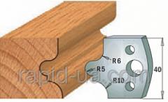 Комплекты фигурных ножей CMT серии 690/691 #012 690.0119999999999
