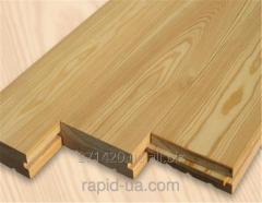 El juego de las fresas para la fabricación de la tabla del suelo de Inteks 160*40 ИН07.01.160.40