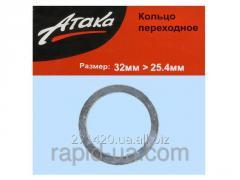 Кольцо переходное Атака 32*25.4*22.2 da-0144