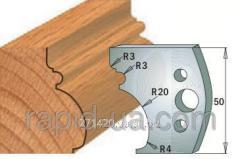 Комплекты фигурных ножей CMT серии 690/691 #501