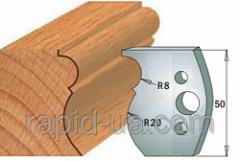 Комплекты фигурных ножей CMT серии 690/691 #502 690.502
