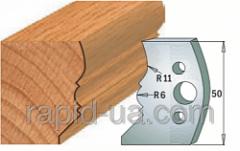 Комплекты фигурных ножей CMT серии 690/691 #503 690.503
