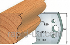 Комплекты фигурных ножей CMT серии 690/691 #506 690.506