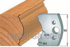 Комплекты фигурных ножей CMT серии 690/691 #507 690.5069999999999