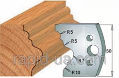 Комплекты фигурных ножей CMT серии 690/691 #508 690.508