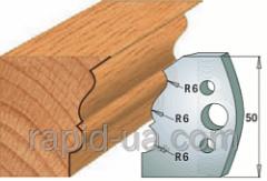 Комплекты фигурных ножей CMT серии 690/691 #509 690.509