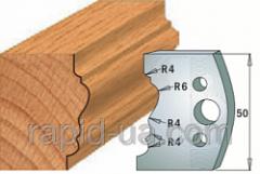 Комплекты фигурных ножей CMT серии 690/691 #511 690.511