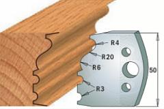Комплекты фигурных ножей CMT серии 690/691 #513 690.513