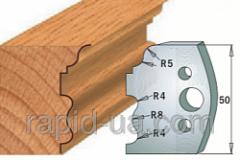 Комплекты фигурных ножей CMT серии 690/691 #515 690.515