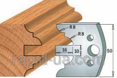 Комплекты фигурных ножей CMT серии 690/691 #522 690.522