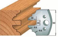 Комплекты фигурных ножей CMT серии 690/691 #523 690.523