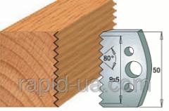 Комплекты фигурных ножей CMT серии 690/691 #524 690.524