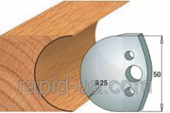 Комплекты фигурных ножей CMT серии 690/691 #543 690.543