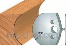 Комплекты фигурных ножей CMT серии 690/691 #544 690.544
