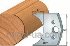 Комплекты фигурных ножей CMT серии 690/691 #546 690.546