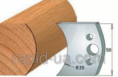 Комплекты фигурных ножей CMT серии 690/691 #548 690.548