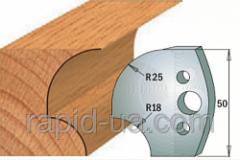 Комплекты фигурных ножей CMT серии 690/691 #549 690.549