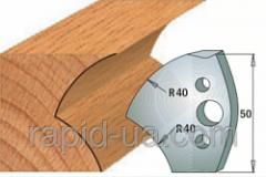 Комплекты фигурных ножей CMT серии 690/691 #550 690.55