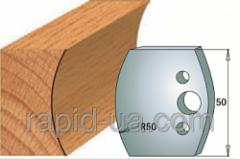 Комплекты фигурных ножей CMT серии 690/691 #560 690.5599999999999