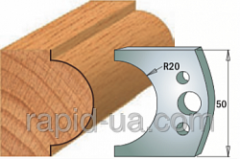 Комплекты фигурных ножей CMT серии 690/691 #561 690.561