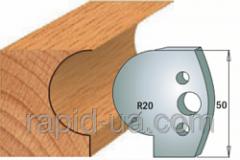 Комплекты фигурных ножей CMT серии 690/691 #562 690.562