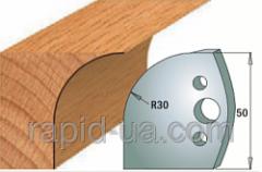 Комплекты фигурных ножей CMT серии 690/691 #563 690.563