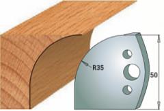 Комплекты фигурных ножей CMT серии 690/691 #564 690.564