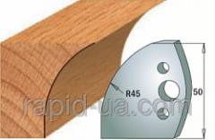Комплекты фигурных ножей CMT серии 690/691 #566 690.566