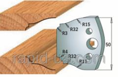 Комплекты фигурных ножей CMT серии 690/691 #568 690.568