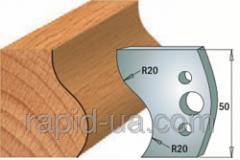 Комплекты фигурных ножей CMT серии 690/691 #571 690.571