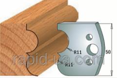 Комплекты фигурных ножей CMT серии 690/691 #572 690.572