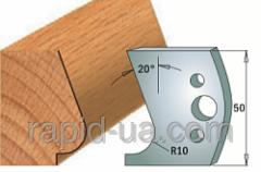 Комплекты фигурных ножей CMT серии 690/691 #575 690.575