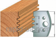 Комплекты фигурных ножей CMT серии 690/691 #576 690.576