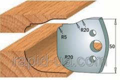 Комплекты фигурных ножей CMT серии 690/691 #577 690.577