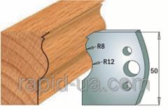Комплекты фигурных ножей CMT серии 690/691 #578 690.578
