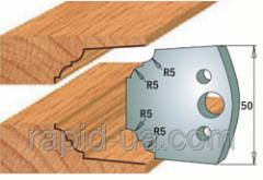 Комплекты фигурных ножей CMT серии 690/691 #580 690.58