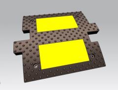 Bumps - CIS standard, European standard