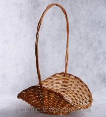 Basket for flowers