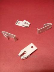 Clip KS steel 1 mm