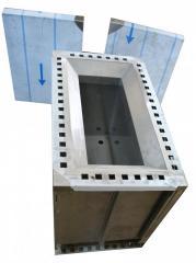 Zharogenerator for a bath, a sauna, a hammam