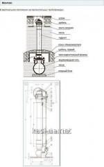 Гидрант подземный Jafar 8854 (ГОСТ)