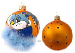 Игрушка елочная Rabbit К-180-4