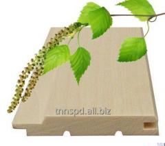Molded birch