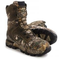 Boots for hunting the warmed Irish Setter...