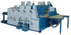 Line DVL-1800-Die Cutting modular construction for