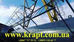 Водонапорная башня 25 м3 высота ствола 15 м от КРАПТ